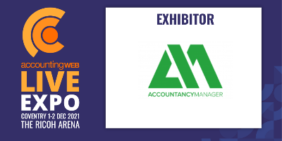 New Exhibitor Announced: Accountancy Manager