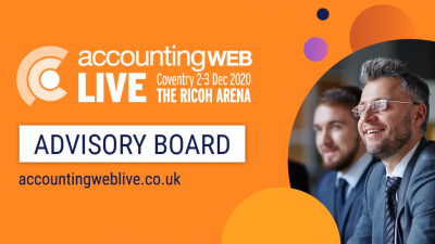Advisory Board announced for AccountingWEB Live