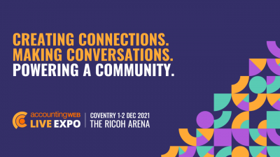 AccountingWEB Live Expo Let's celebrate the accounting community!
